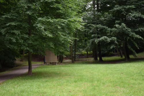 Park Buczyna w Górze Ropczyckiej